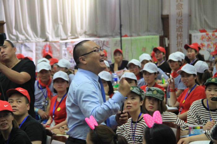 郜杰老師 2018年6月27日,給唐山市某絲綢公司講授《導購員實戰銷售技巧》 課程圓滿結束2.jpeg